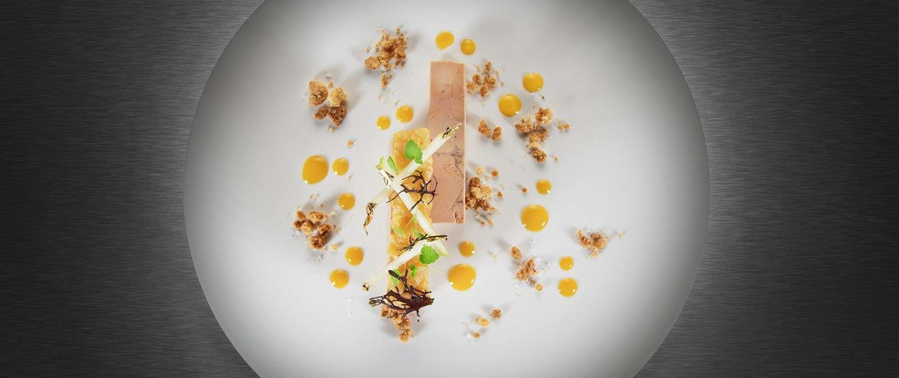 A Michelin starred cuisine